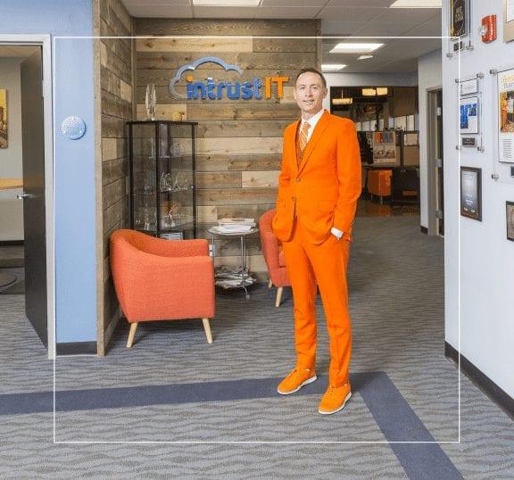 Tim Rettig, Intrust IT CEO