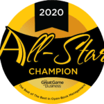 2020 Great Game of Business All-Star Champion