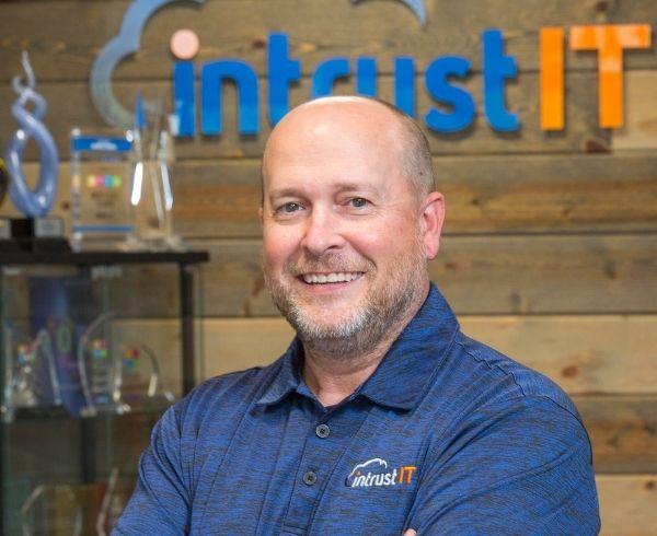 Chad Adams   Intrust IT Support Cincinnati