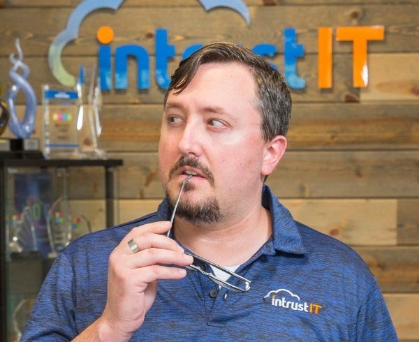 Chris Ingram Fun   Intrust IT Support Cincinnati